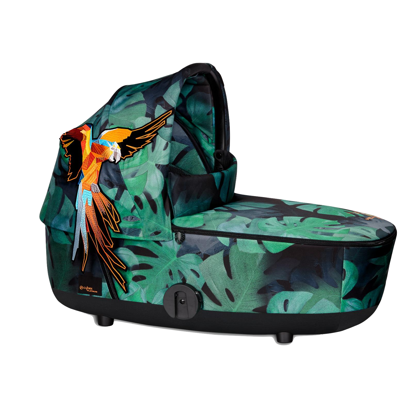 Cybex Platinum Mios Navicella Lux Birds Of Paradise