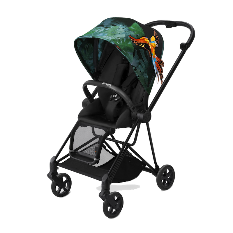 Cybex Platinum Passeggino Mios Birds Of Paradise