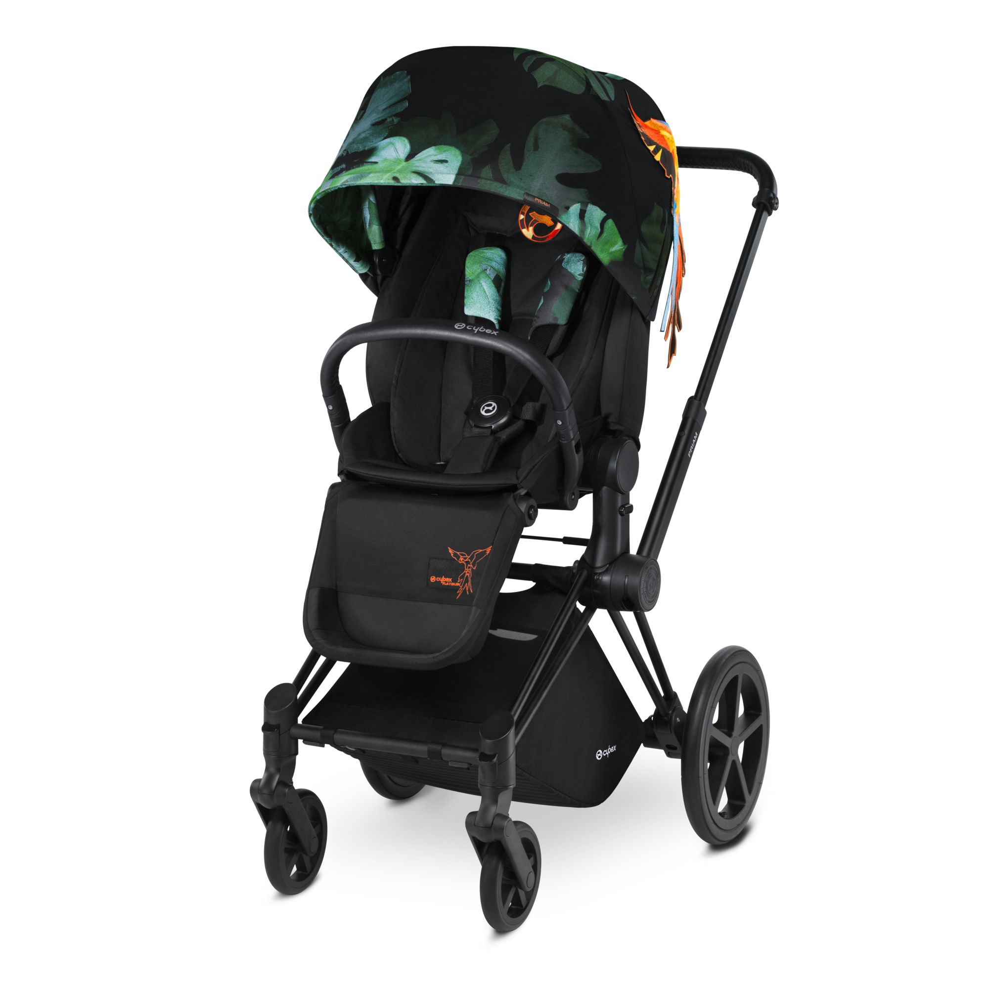 Cybex Platinum Passeggino Priam Birds Of Paradise