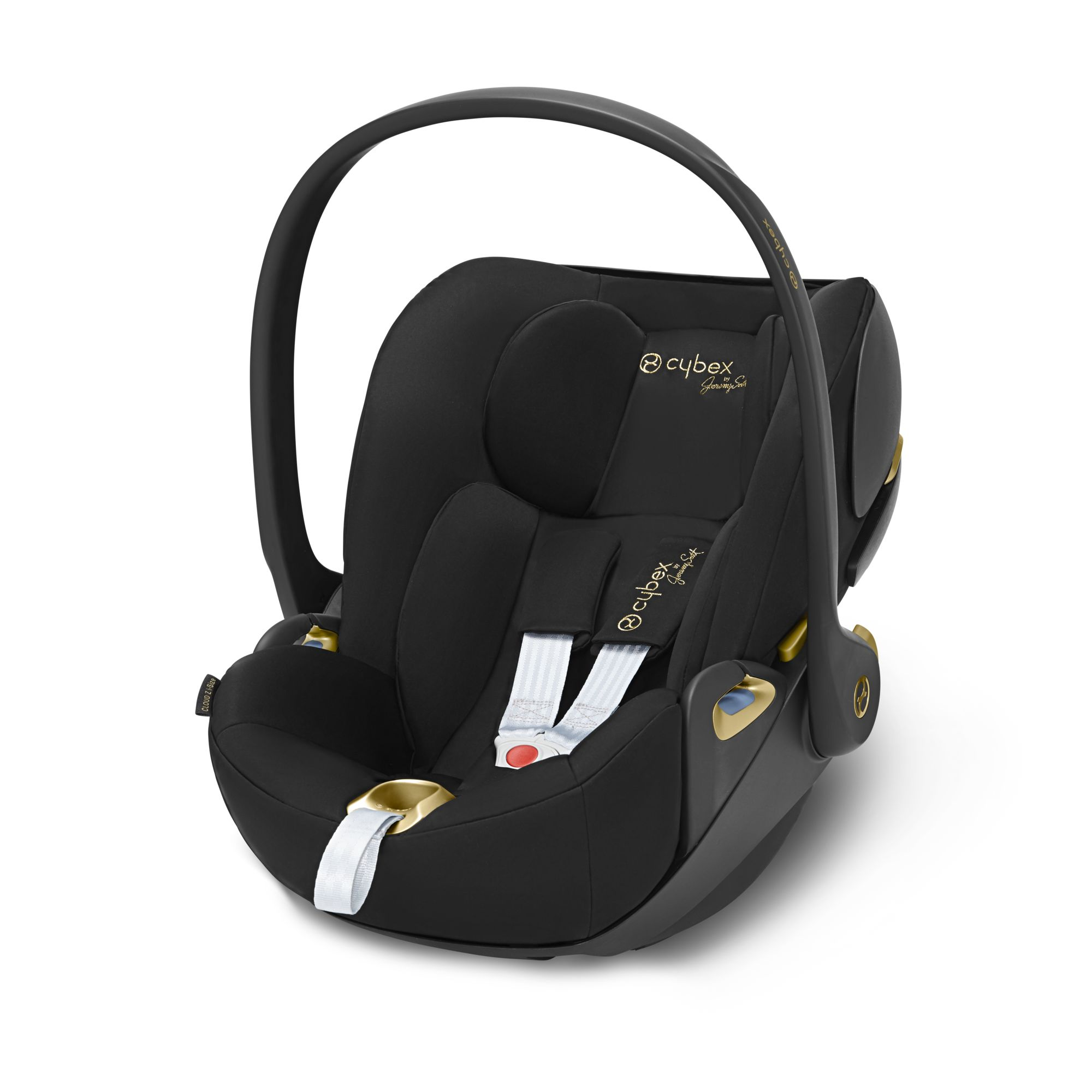 CYbex Platinum Ovetto Cloud Z I-Size By Jeremy Scott