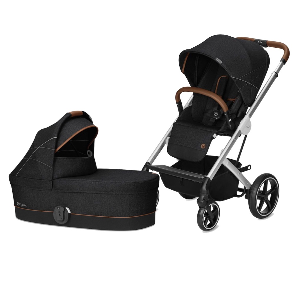 Cybex Gold Duo Balios S Denim Collection