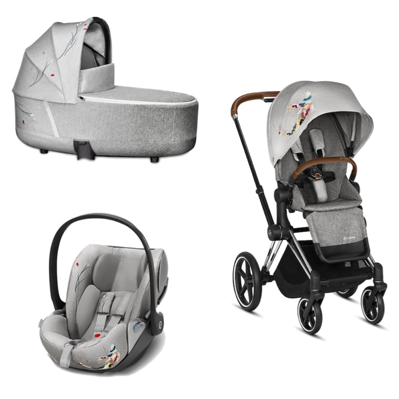 Cybex Platinum Trio Priam Koi