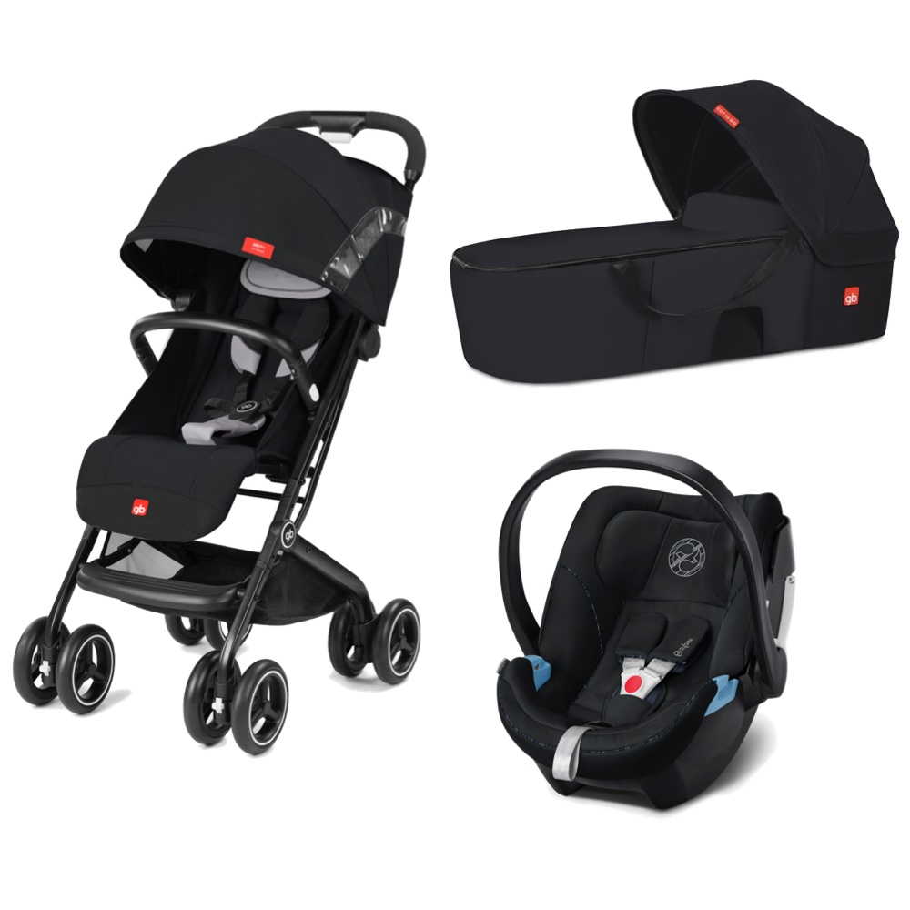 Gb Trio Qbit+ All Terrain con Cot to Go e Aton 5
