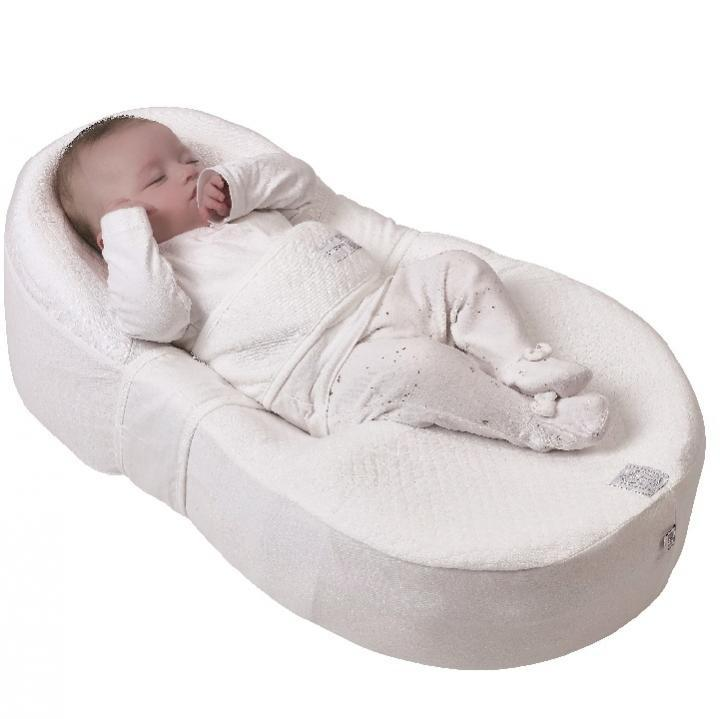Cuscino Nido Cocoonababy Red Castle